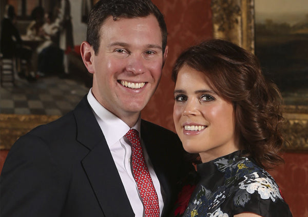Princess Eugenie's rare engagement ring is worth $140,000