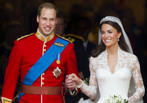 Why Prince William doesn't wear a wedding ring