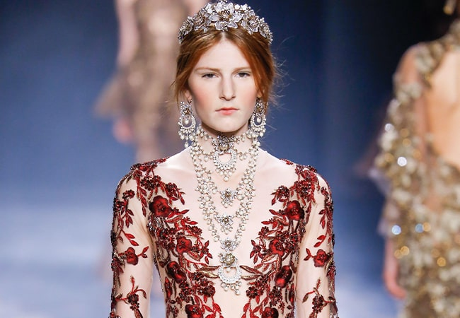 The High-Fashion History of Costume Jewelry