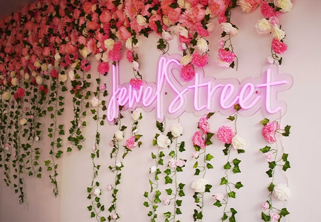 Launch of the JewelStreet Pop-Up Shop
