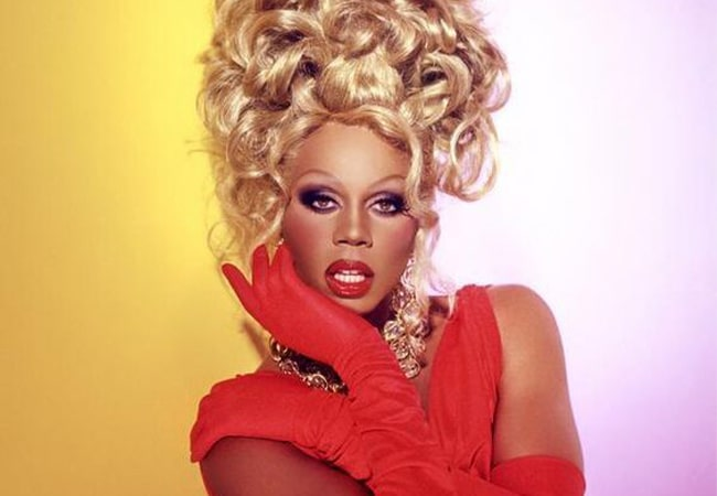 A lesson in Color from RuPaul