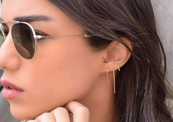 18 Cool Earrings for Multiple Piercings