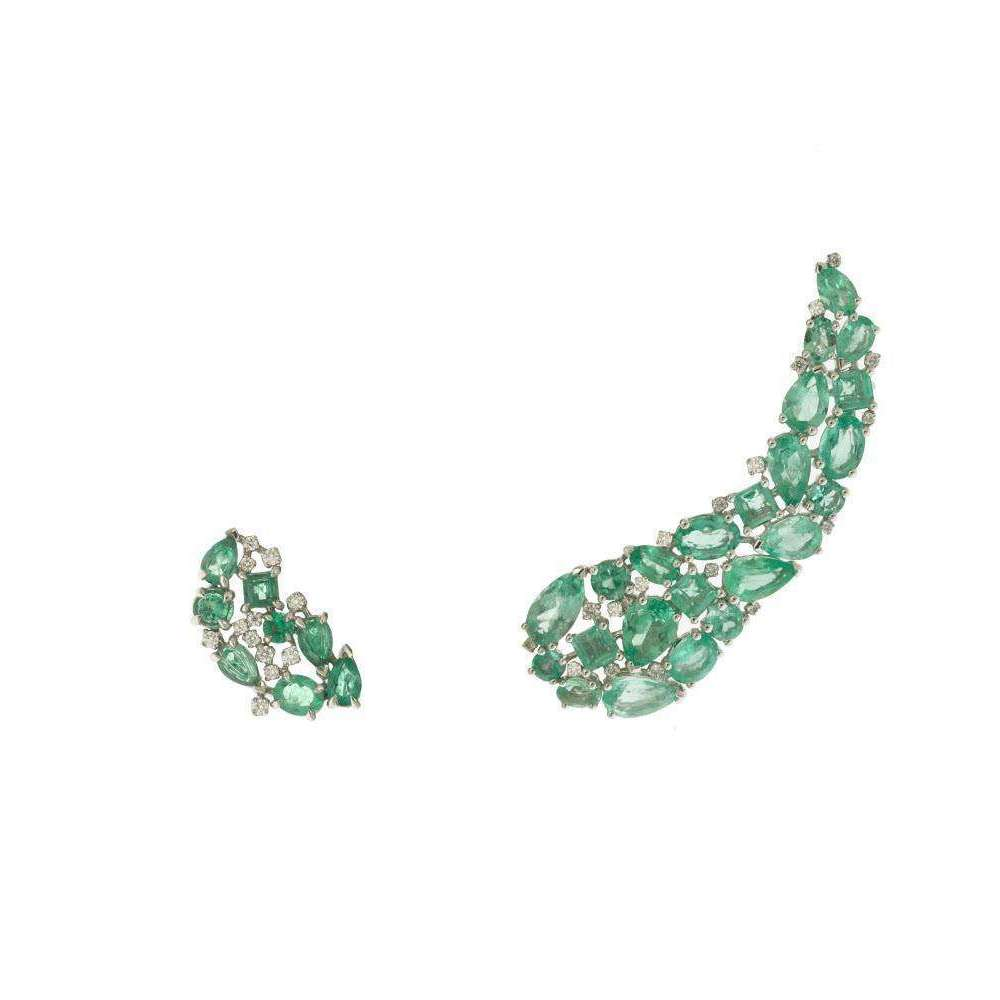 Emerald Amazon-Gaydamak Jewellery-JewelStreet US