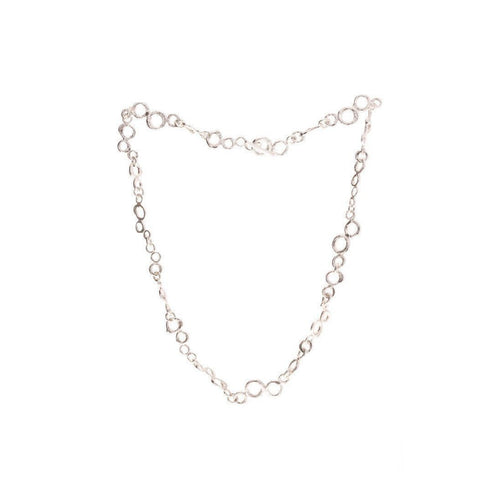 Bubble Link Necklace ,[product vendor],JewelStreet