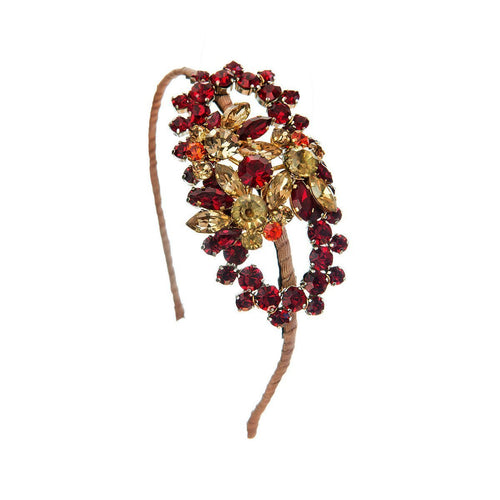 Camelia Headpiece-Headpieces-Krausz Jewellery-JewelStreet