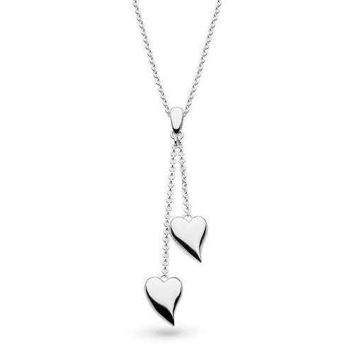 Desire Forever Lust Heart Lariat Necklace ,[product vendor],JewelStreet