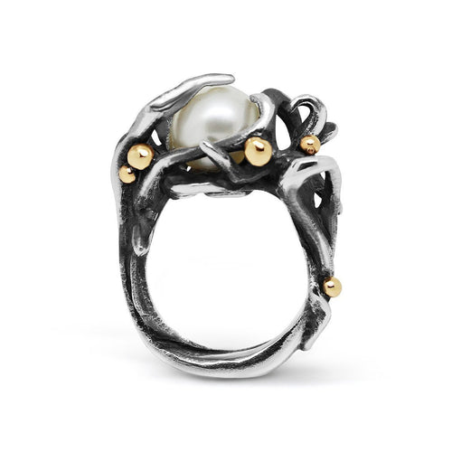 Treasure Of The Abyss Ring-Rings-Julie Nicaisse Jewellery-JewelStreet