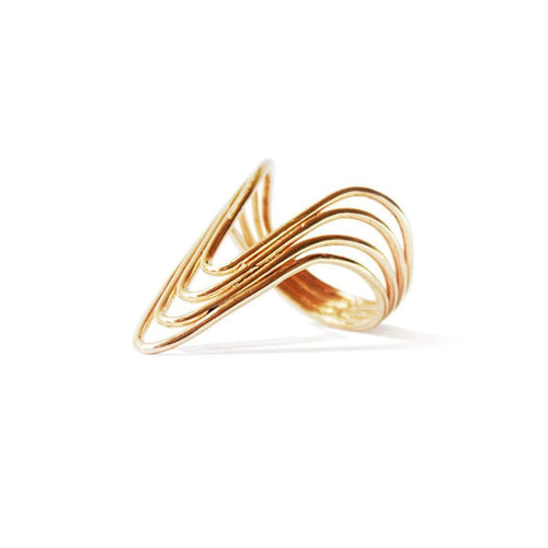 Wave Ring-ZLABA-JewelStreet US