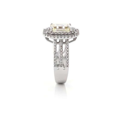 Galaxy Of Diamonds Ring-Uwe Koetter-JewelStreet US