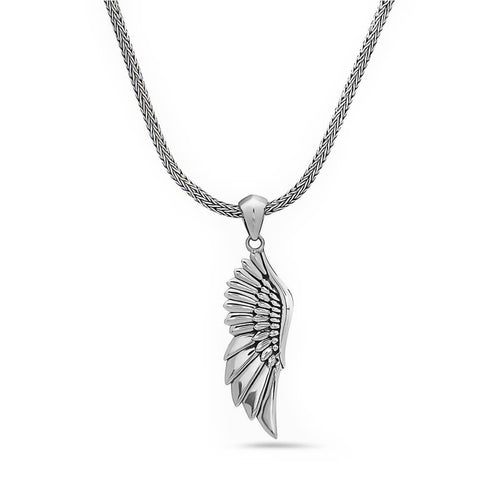 Angel Wing Naga Necklace