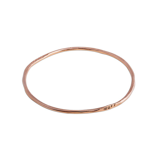 9kt Rose Gold Bracelet Of The Year ,[product vendor],JewelStreet
