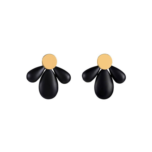Cocar Earrings - Small