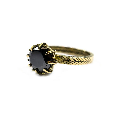 18kt Yellow Gold Collette Ring