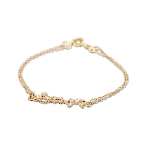 14kt Yellow Gold Durga Bracelet ,[product vendor],JewelStreet