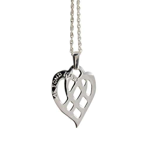 Ae Fond Kiss Pendant-Necklaces-Sheila Kerr-JewelStreet