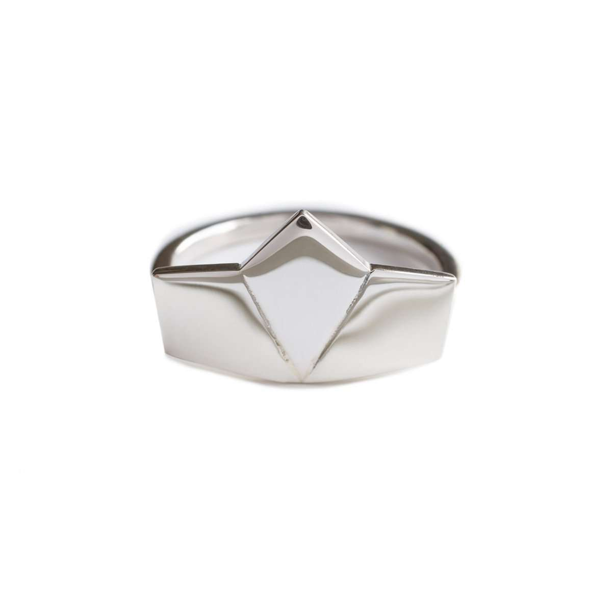 Metrica Ring-Ali Haley-JewelStreet US