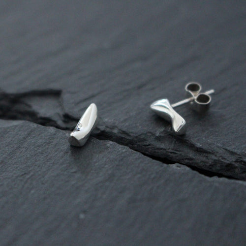 Meteor Stud Earrings