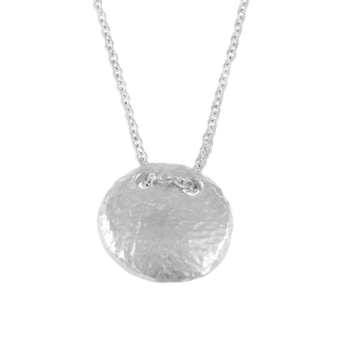 Sterling Silver Perdi Necklace | Paul Magen