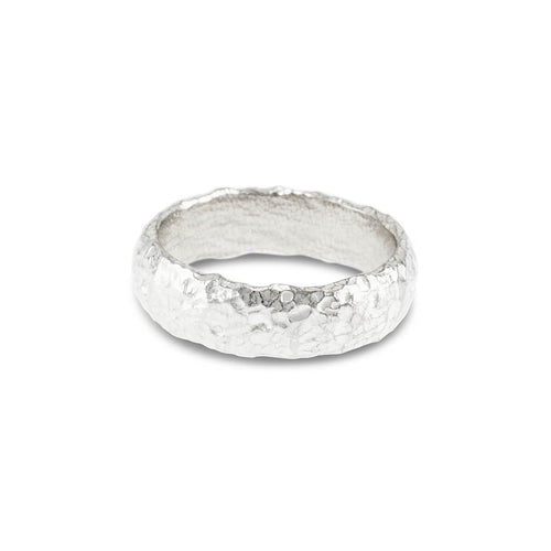 Sterling Silver Duco Ring | Paul Magen