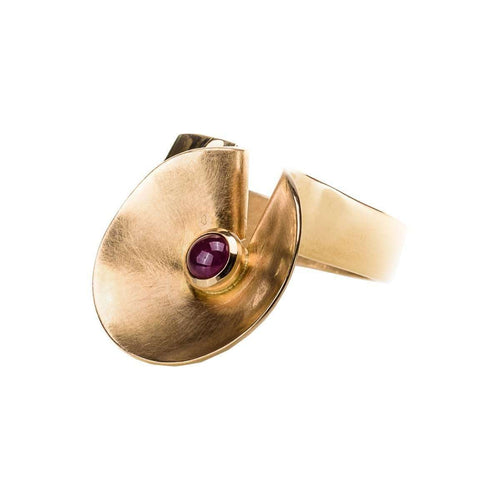 Wave Ring-Susanne Siegert-JewelStreet US