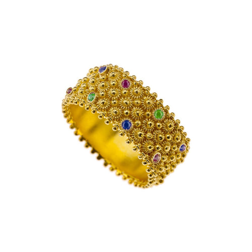 Fedele Coloured Ring