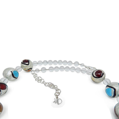 Murano Glass Bead Miró Joy Necklace ,[product vendor],JewelStreet