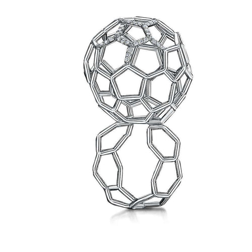 Air Sphere Dia Plat Ring-Goldneilson-JewelStreet US