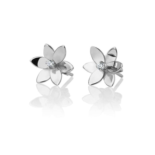 Forget Me Not Earrings-Asa Iceland-JewelStreet US