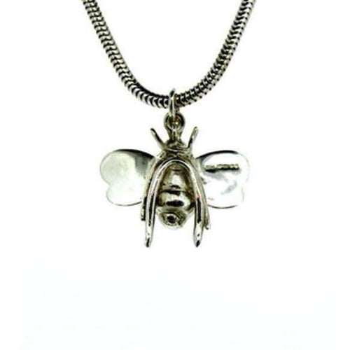 Bumble Bee Necklace-Necklaces-Will Bishop-JewelStreet