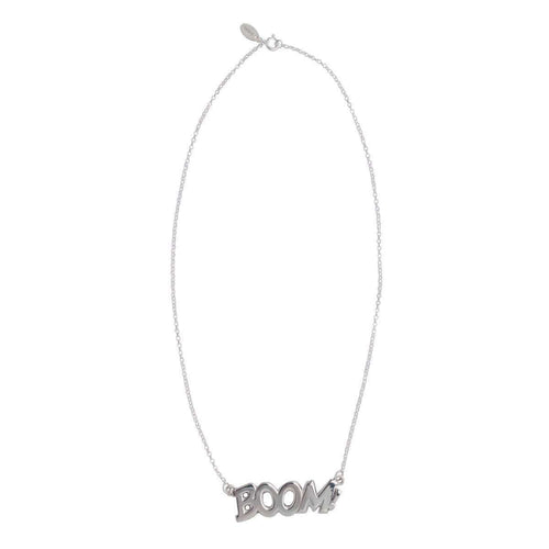 Boom! Necklace-Edge Only-JewelStreet US