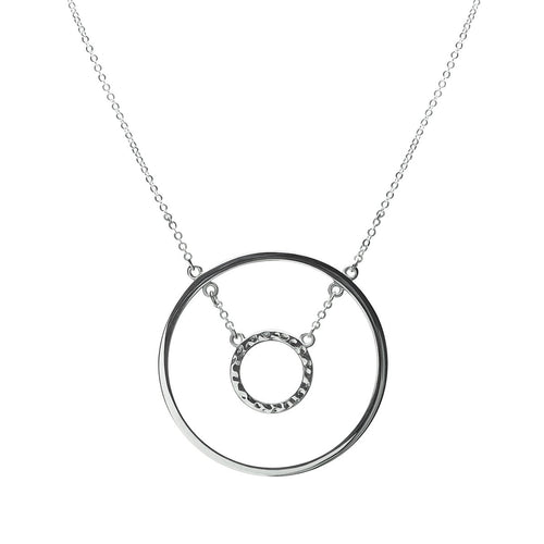 Sterling Silver Cadence Necklace