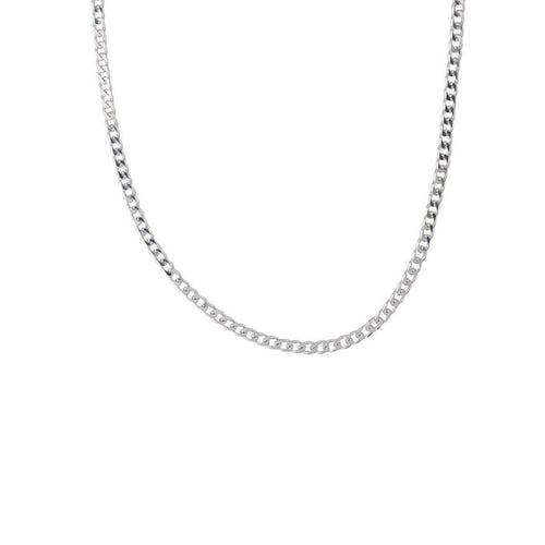 Heavy Curb Chain - Men's-Edge Only-JewelStreet US