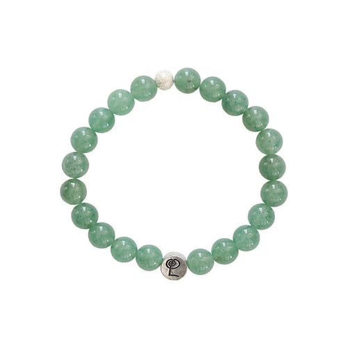Healing Aventurine Bangle-Lucy and Penny-JewelStreet US