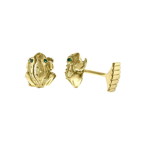 Frog Cuff Links-Alexander Jewell-JewelStreet US