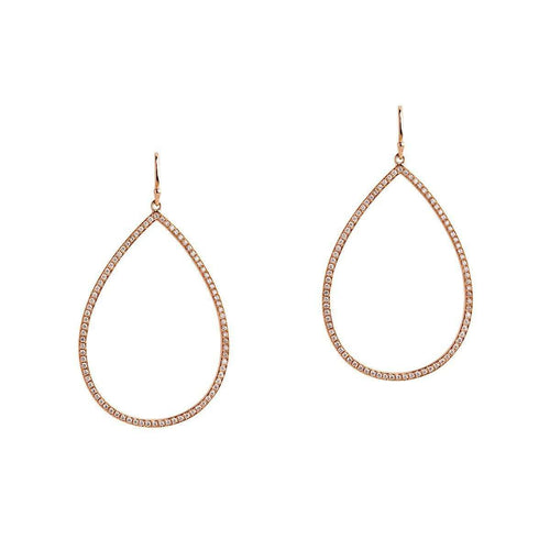 Medium Diamond Teardrops-Bridget King Jewelry-JewelStreet US