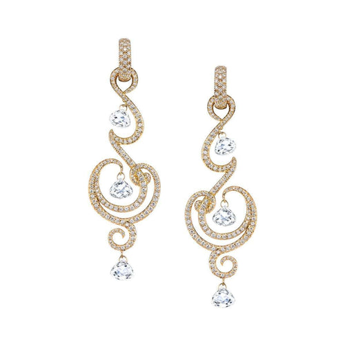Genie Earrings-Erica Courtney-JewelStreet US