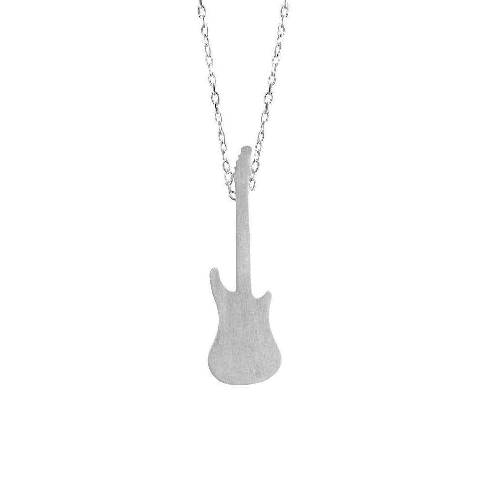 Electric Guitar Pendant