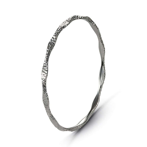 HERA Wave Bangle-HERA-JewelStreet US