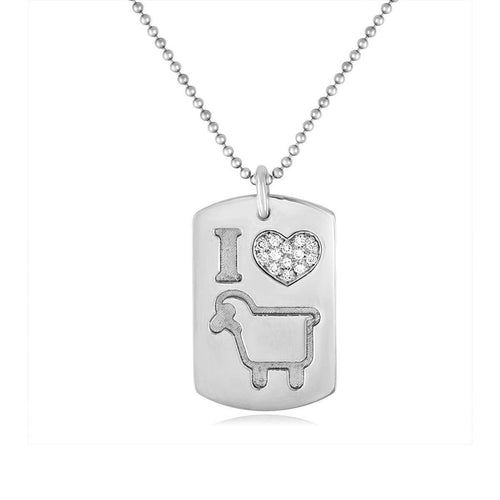 'I Love Ewe' Lambtag-Julie Lamb-JewelStreet US