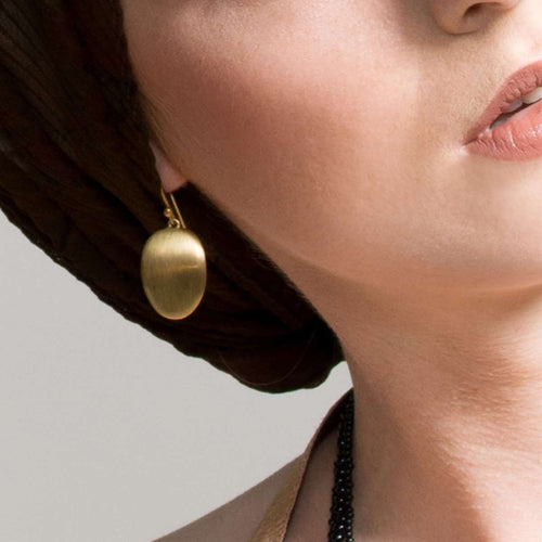 Golden Baobab Earrings-juniimjuli-JewelStreet US