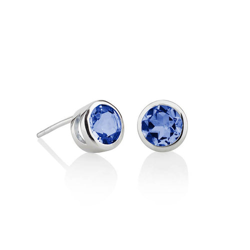 Juliet Iolite Earrings