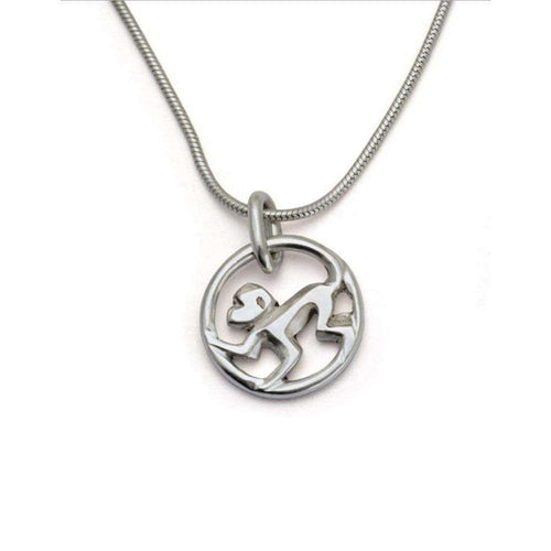 Year of the Monkey Limited Edition Pendant-Annika Rutlin-JewelStreet US