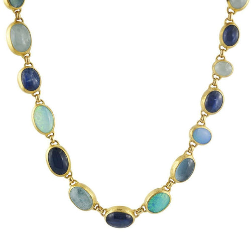 Amulet Hue All Around Necklace-GURHAN-JewelStreet US