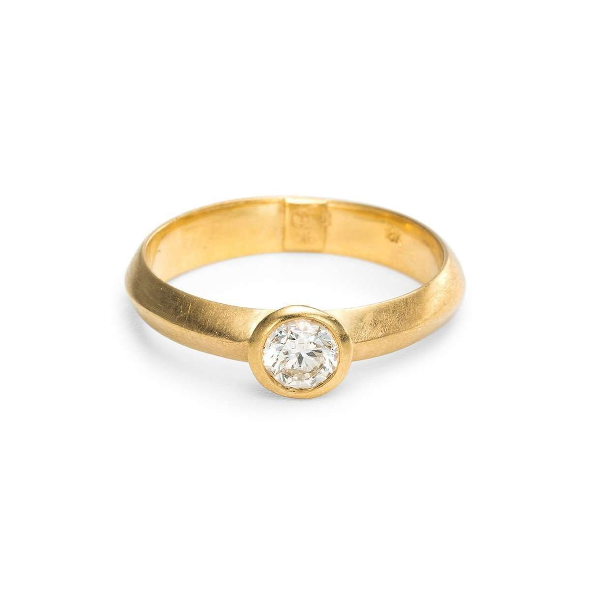 StyleRocks Diamond Eternity Ring 9kt Yellow Gold - UK U - US 10 1/4 - EU 62 3/4 N01fa6C