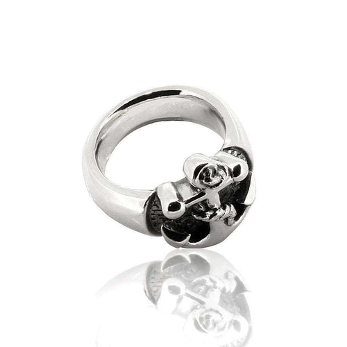 Anchor Ring-deVos Jewellery-JewelStreet US