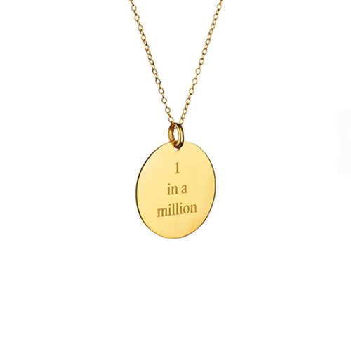 1 in a Million Necklace-VERA VEGA-JewelStreet US