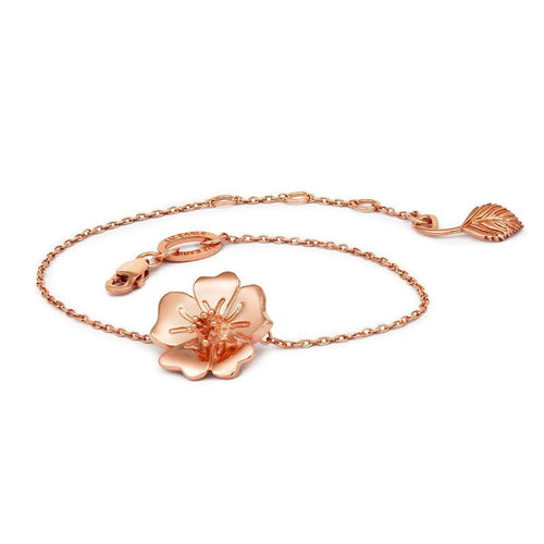 Wild Rose Bracelet Rose-Liz Earle Fair and Fine-JewelStreet US