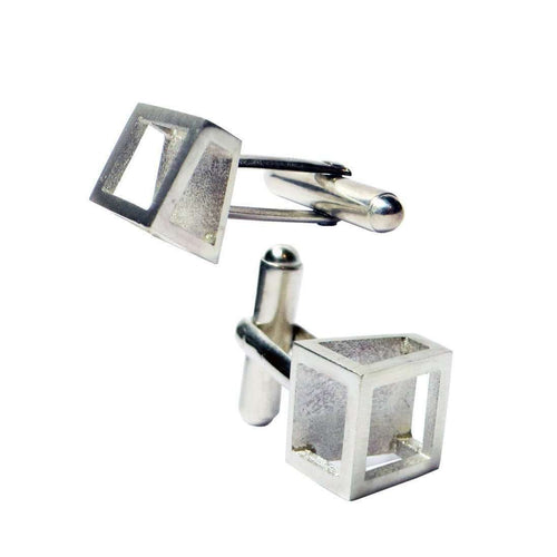 Angled Cufflinks-Stephanie Bates-JewelStreet US