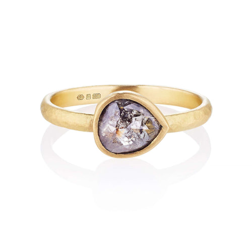 18kt Helena Gold Ethical Engagement Ring