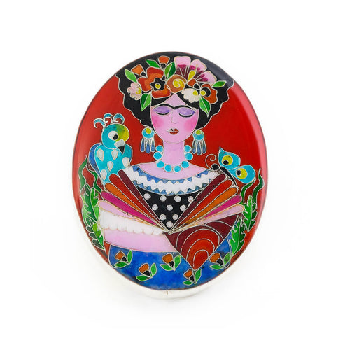 Frida Inspired Statement Ring ,[product vendor],JewelStreet